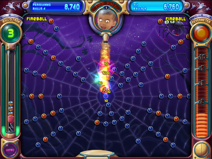 Peggle Ali Gameplay