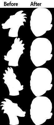 Peggle-Cutouts
