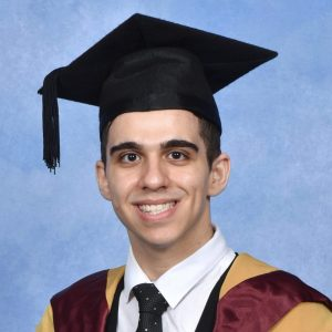 Mohammad Ghasembeigi's Portrait