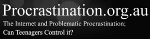 Procrastination.org.au Logo