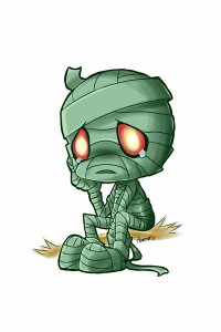 Amumu Sad Mummy